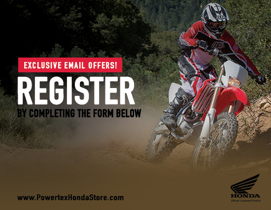 Honda Powersports Special Offer